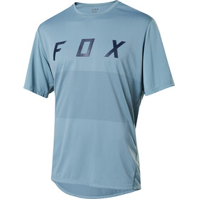 Fox Ranger Fox Jersey Korte Mouwen Heren, light blue
